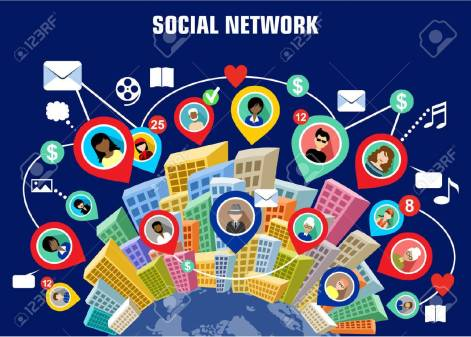 43871122-social-network-concept