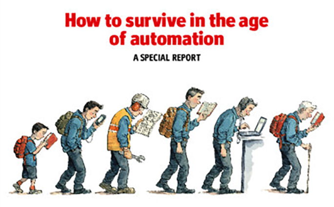 How to survive in the age of automation